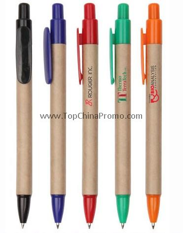 Original Eco Friendly Recycled Paper Pen