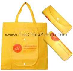 foldable nonwoven bag