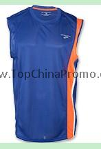 sportswear sleeveless t-shirt
