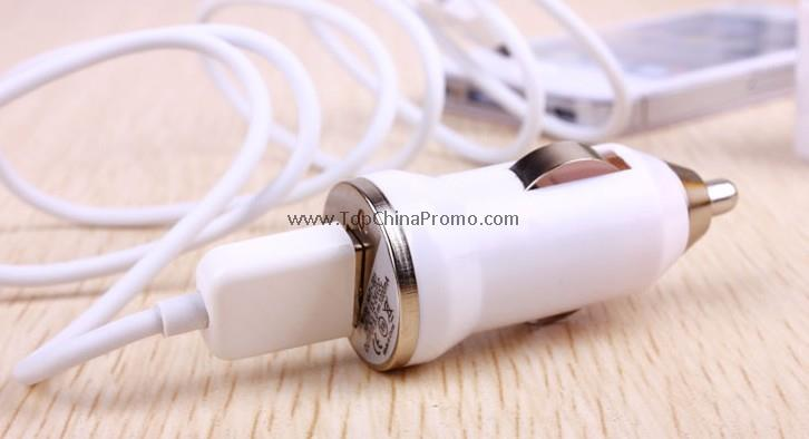 USB Car Chargr,bullet car charger