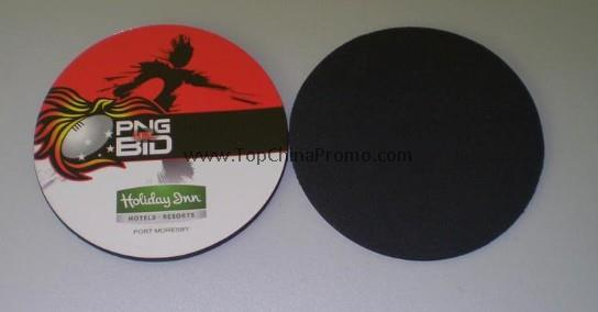 Promotional coaster, cheap coaster