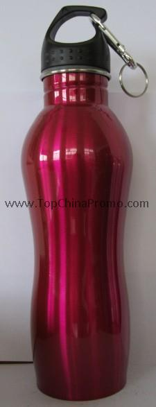 Curvy bottle,Aluminum bottle,sports bottle