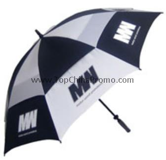 Supervent golf umbrellas
