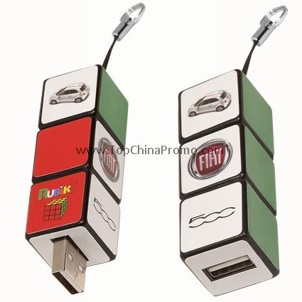 Custom USB Puzzle Drive 2.0 �C 8GB