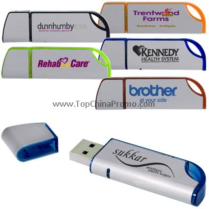 Slim Cast USB Memory Stick 2.0 �C 8GB