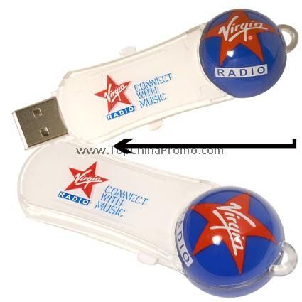 Roller Ball Memory Stick 2.0 - 8GB