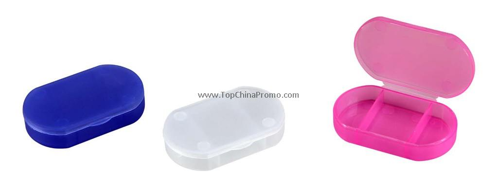 pill box, plastic pill box,