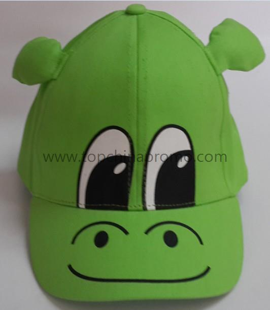 kid hat, kid cap, baseball cap, animal cap