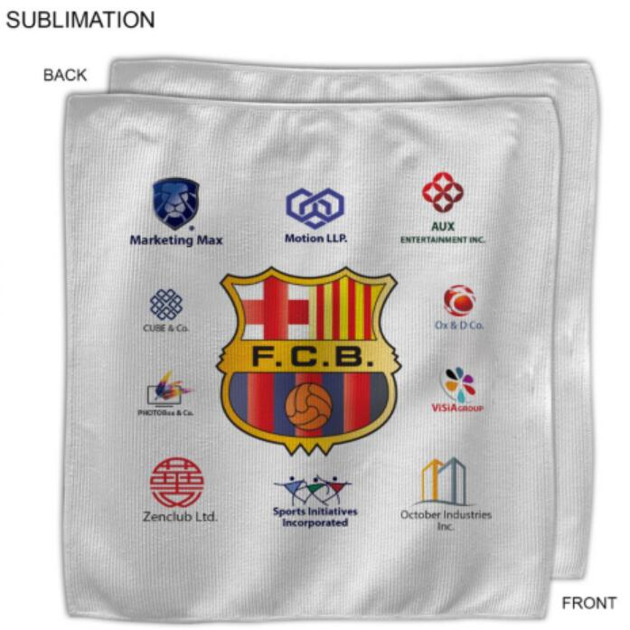 Sublimated Rally Towels